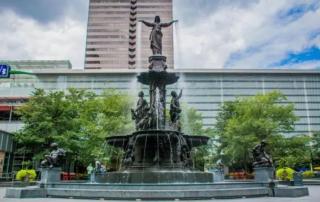 Fountain Square, Downtown Cincinnati