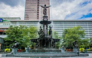Cincinnati Fountain Square